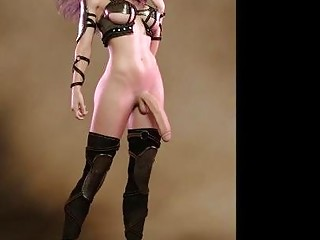 3d Girls Adulate Futanari Cocks