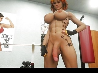3d Futa Chicks In The Matter Of Obese Dicks